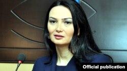 Qənirə Paşayeva,millət vəkili