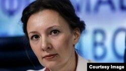 Оьрсийчоь -- Оьрсийчоьнан президентанберийн бакъонашкахула векал йолу Кузнецова Анна, Москох, 2017 шо.