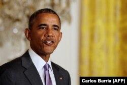 Президент России Барак Обама