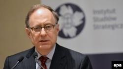 Заступник генсекретаря НАТО Александр Вершбоу