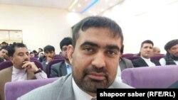 میرویس بلخی سرپرست وزارت معارف افغانستان