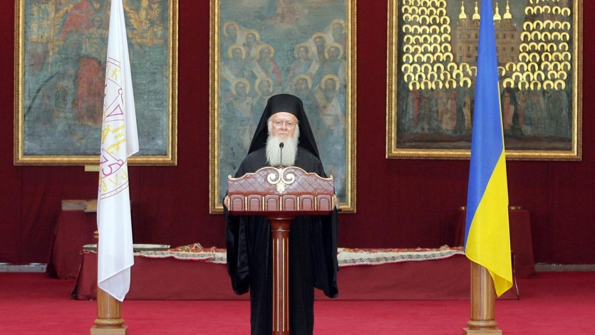 Патриарх XXI века, который предоставил Украине томос: Варфоломей - нетипичный глава Вселенского патриархата