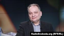 Eskender Bariyev, head of the Crimean-Tatar Resource Center