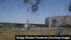Фото из facebook Сергея Жадана, восток Украины