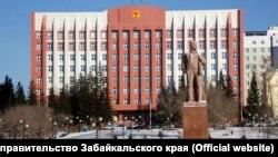 Здание правительства Забайкальского края