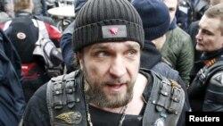 Лідер російського байкерського клубу «Нічні вовки» Олександр Залдостанов