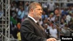 Президент Єгипту Мухаммад Мурсі