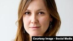 Дослідниця HRW Таня Купер, яка займається українськими питаннями
