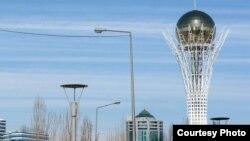 Казакстандын ордо шаары.