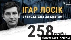Белорусский блогер Игорь Лосик.