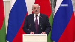 Путин и Лукашенко о внутриполитической ситуации в Беларуси