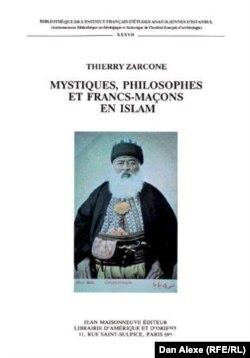 Coperta volumului Mystiques, philosophes et francs-maçons en islam