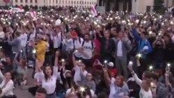 Шоста доба протестів у Мінську – відео