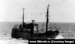"""Шхуна """"Унго"""" (ГС-34)"""