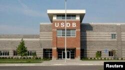 یک بازداشتگاه فدرال در ایالات کانزاس آمریکا