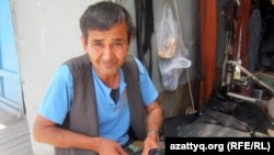 Абдуали Ахмет, Ауғанстаннан келген оралман. Қаскелең, 30 мамыр 2011