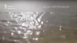 На Днепра-Брагінскім вадасховішчы — масавы мор рыбы