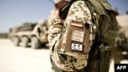 Илустрација: Германски војник во Авганистан.