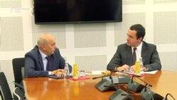 Përfundon pa marrëveshje takimi Kurti-Mustafa