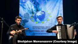 Шахжохан Маманазаров жана Шайырбек Абдурашит уулу