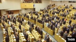 Russia's State Duma is no longer a forum for debate, let alone lawmaking, some opposition deputies complain.