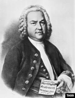 Немес композитору И. С. Бах