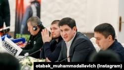Отабек Умаров.