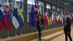 Uklonjena britanska zastava iz hola zgrade Evropskog vijeća