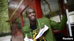 London: Zlatni olimpijac Usain Bolt