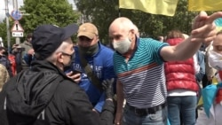 Cутички, карантинні заходи та автопробіги: 9 травня у Запоріжжі – відео