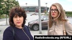 Жительницы Донецка вспоминают лучшие времена «Донбасс Арены»