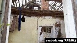 Сярэдзіна хаты на вуліцы Леніна