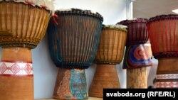 Барабанная галерэя