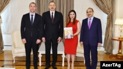 İlham Əliyev 2015-ci ildə «Dünyada ilin adamı» seçilib