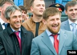 Умар Джабраилов и Рамзан Кадыров, 2006 год