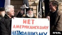 Вопрос о присоединении Украины к НАТО очень беспокоит некоторых в России - но убеждать все-таки будут украинцев