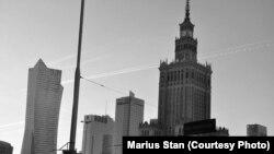 Varşovia, în alb-negru