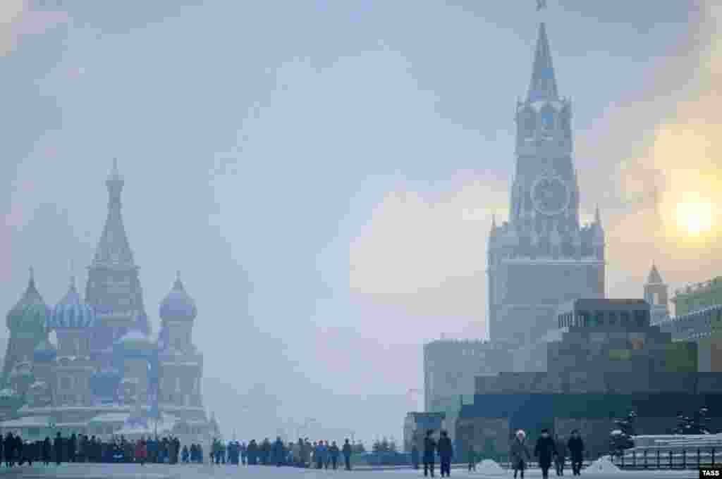 مسکو، میدان سرخ