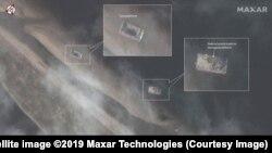 Сателитни данни и други материали със свободен достъп сочат към взрив, който вероятно се е случил под водата или много близо до повърхността