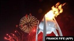 Դրվագ Փհենհչան-2018 ձմեռային օլիմպիական խաղերի բացման արարողությունից, 9-ը փետրվարի, 2018 թ․