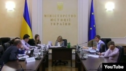 Засідання комісії з відбору членів НАЗК, Київ, 21 вересня 2015 року