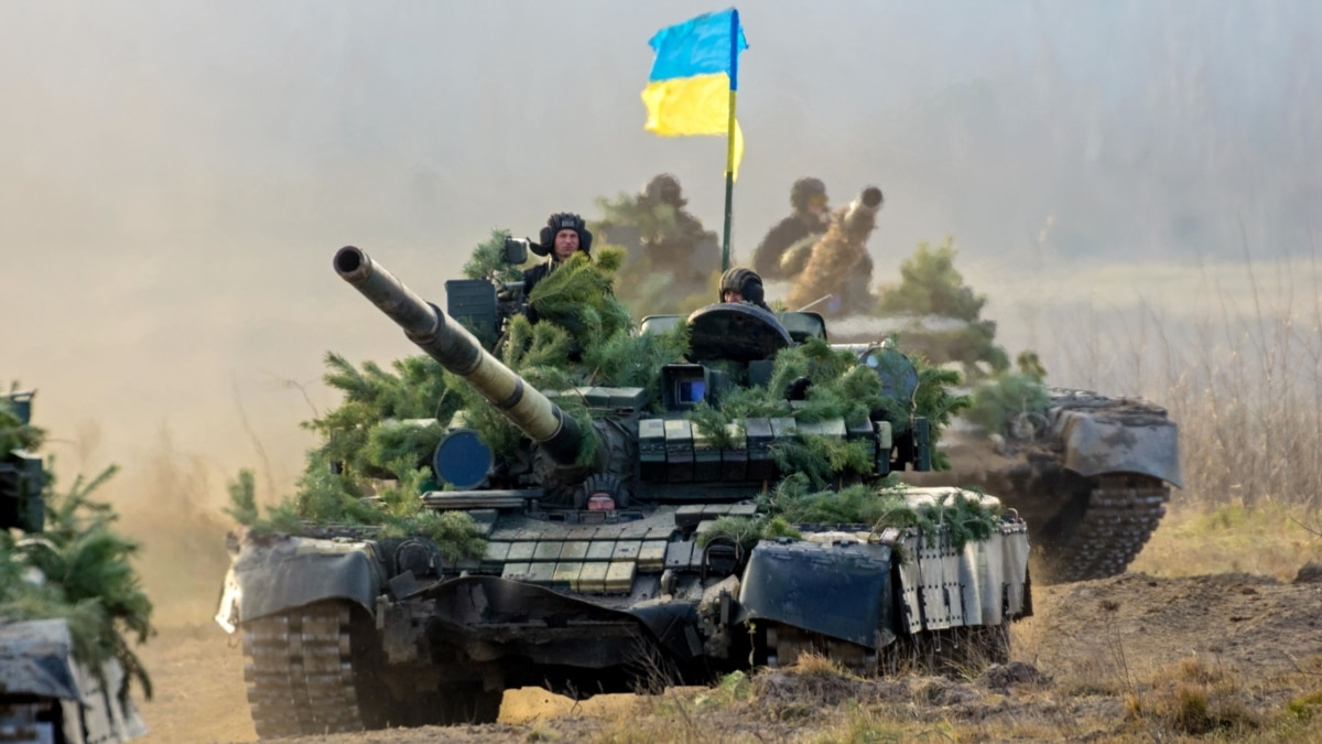 Вблизи оккупированного Крыма украинские военные тренировались отражать морской десант