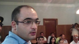 Azerbaijan journalist Eynulla Fatullayev's