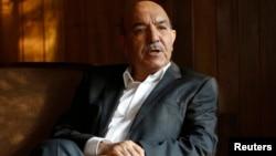 Каюм Карзай, кандидат в президенты Афганистана и брат действующего президента страны. Кабул, 8 октября 2013 года.