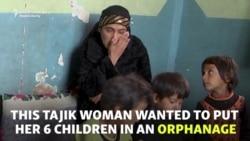 'We Didn't Have Any Hope: Tajiks Rally To Help Homeless Family