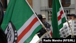 Австри -- Протестан гулам дIахьош бу махкара шаьш арабаха кечбарна резабоцу нохчий, Вена, 15Тов2012