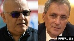 Raed Arafat și Marcel Vela