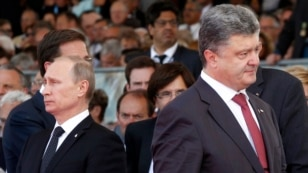 Poroşenko Putinlə gözlənən görüşündən danışdı
