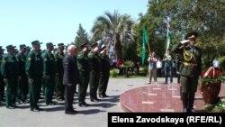 Сегодня в Абхазии, как во многих других государствах постсоветского пространства, проходило празднование 71-й годовщины победы советского народа в Великой Отечественной войне