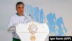 قربان قلی بردی محمدوف، رئیس جمهور ترکمنستان